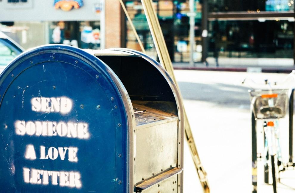 Pisanie pierwszego e-maila z randkami online