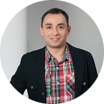 Kamil Lopacinski, SEM Team Leader, Cube Group