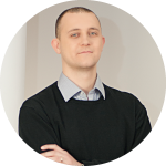 Michal Sienko, Trading Manager, Cube Group