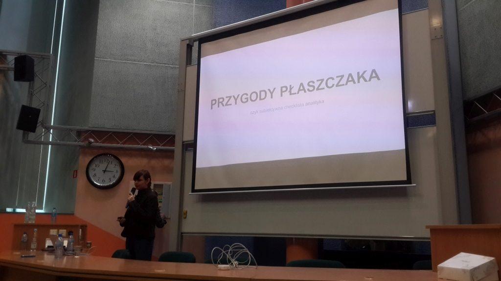 Przygody Płaszczaka czyli subiektywna checklista analityka
