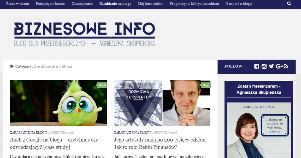 O czym pisać bloga – poradniki – performance360.pl