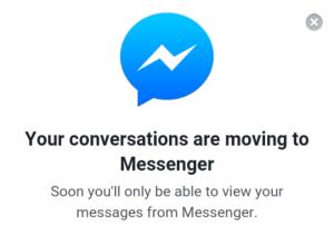 Konieczność instalacji Messengera – performance360.pl
