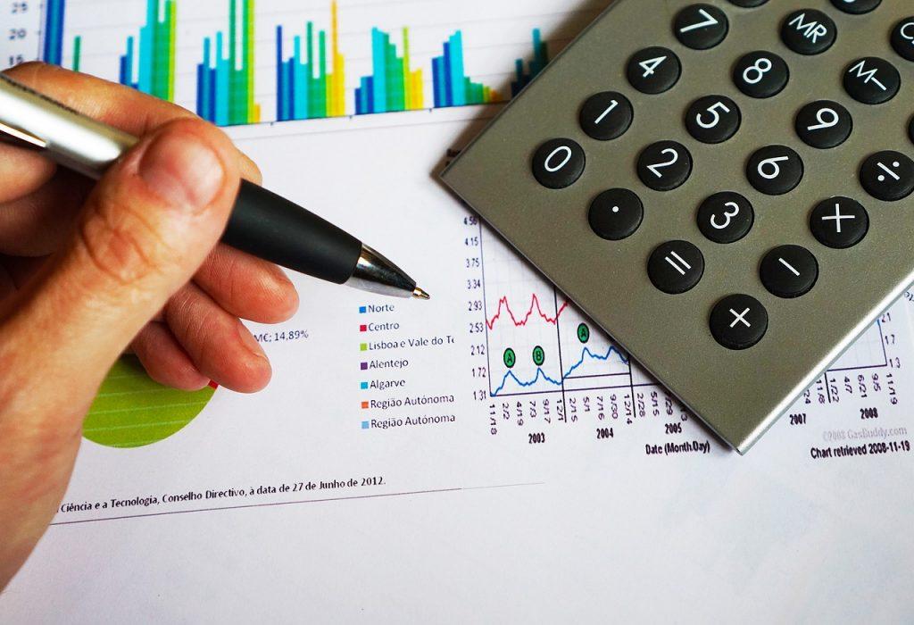 Dane ilościowe wanalizie