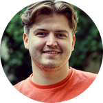 Michał Stroyvans, Web Analyst w Cube Group